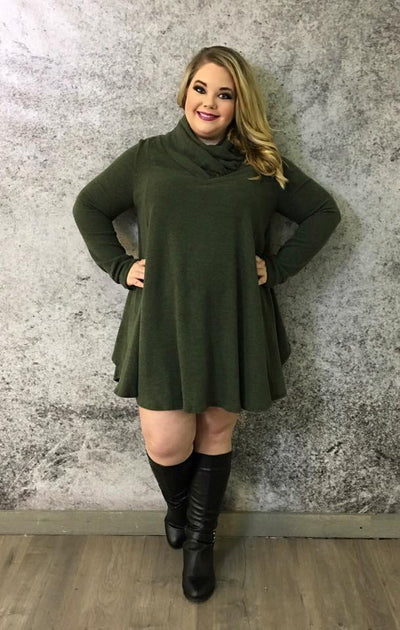 Plus Size Clothing Winter Warmers