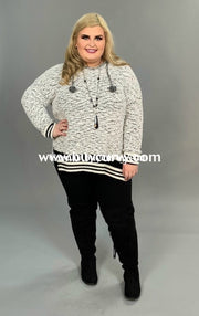 Hd-S {To Die For} Popcorn Knit Hoodie With Pom-Poms Hoodies