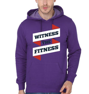 ektarfa.com Men Designs Witness The Fitness Men T-Shirts & Hoodies