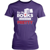 Buy Me Books And Tell Me I'm Pretty Shirt - Awesome Librarians