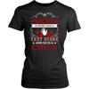 Teacher Is More Than A Test Score And So Is A Child Shirt - Awesome Librarians - 2