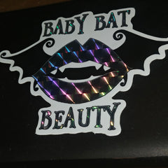 Chunky Holographic Sticker