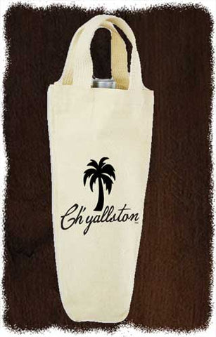 Ch'yallston Single  Canvas Tote