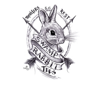Swamp Rabbit Tees