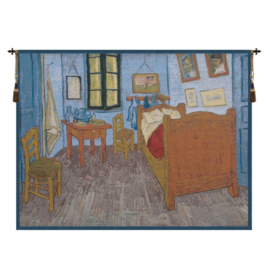 Van Gogh The Bedroom Wall Tapestry