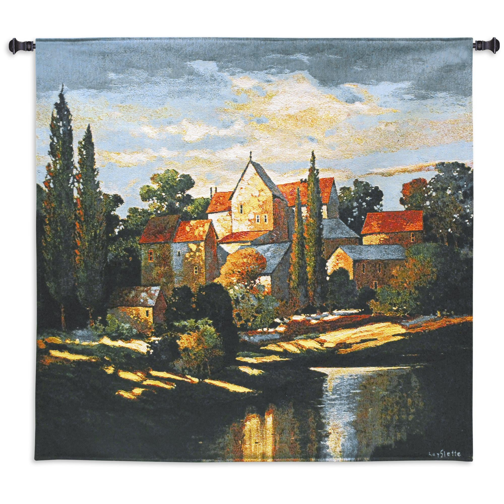 Autumn Memories Wall Hanging Tapestry
