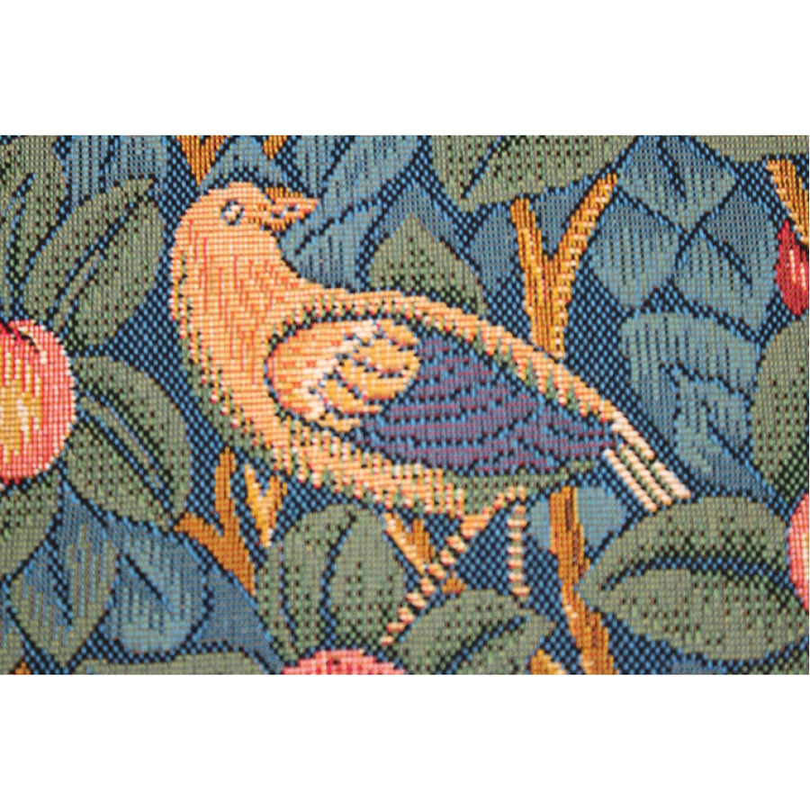 Woodpecker Without Verse Woven Tapestry