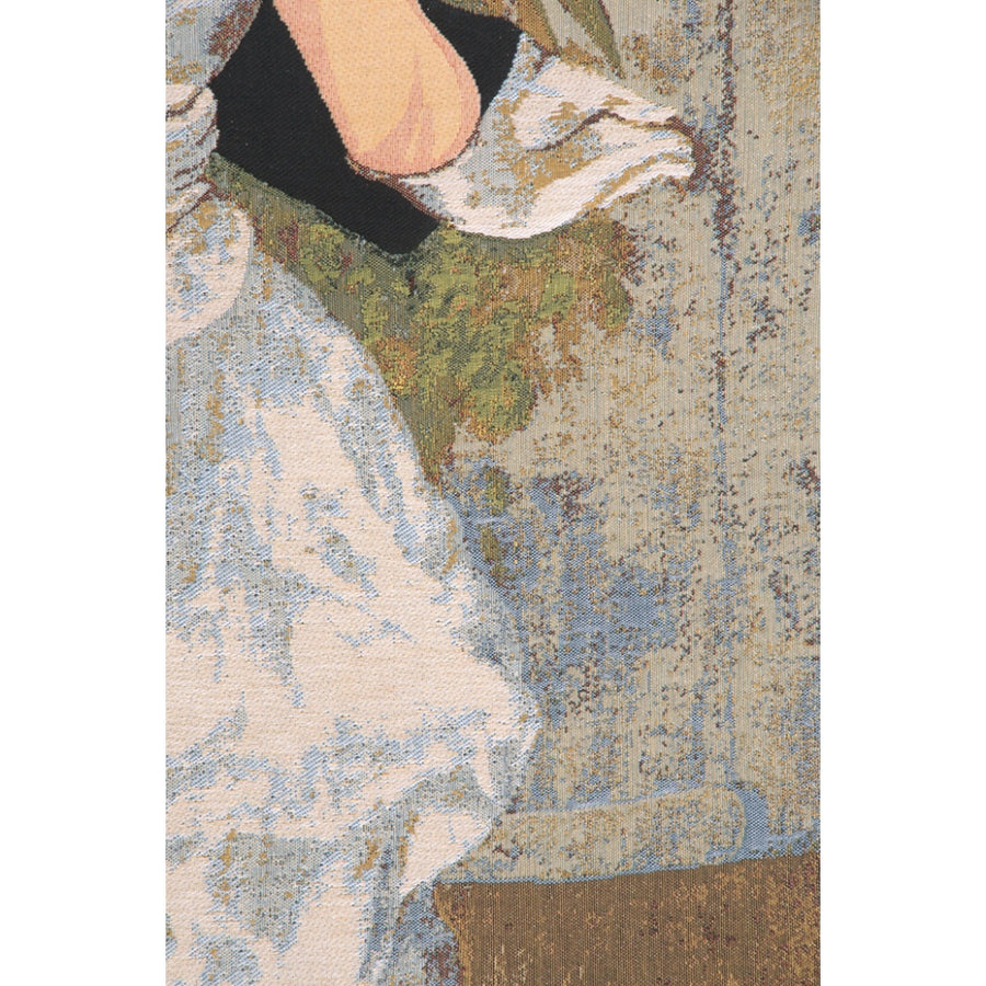 White Dance In The City by Renoir European Wall Hanging Tapestry
