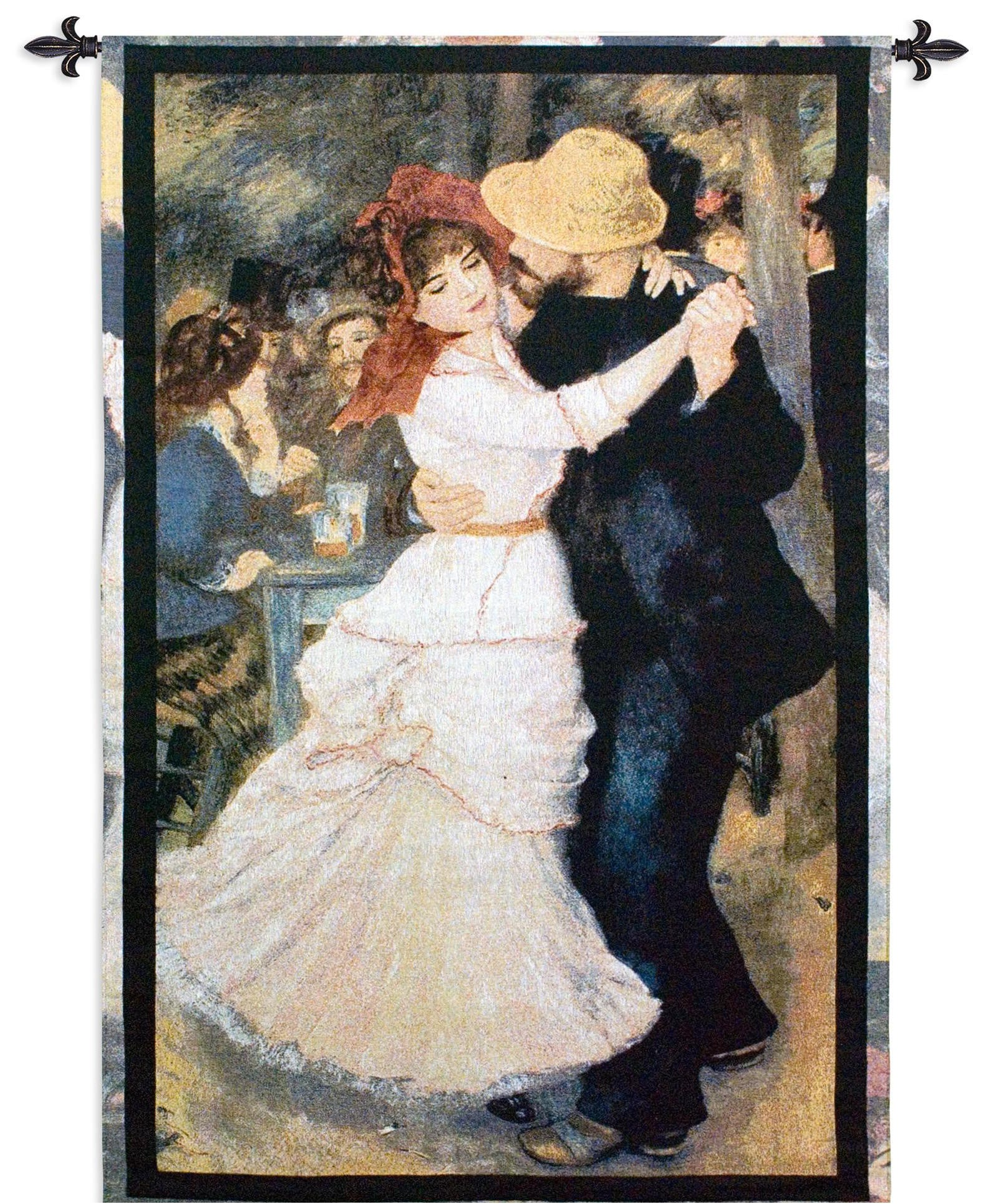 Dance at Bougival by Renoir Wall Hanging