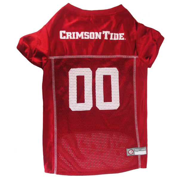 ALABAMA CRIMSON TIDE DOG JERSEY, NCAA - Bones Bizzness