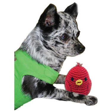 ROCK'IN ROBIN ORGANIC DOG TOY, Toys - Bones Bizzness