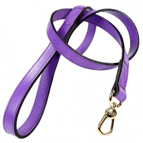 CENTRAL PARK IN LAVENDER DOG LEAD