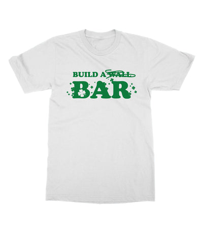 BUILD A BAR - St. Patrick's Day T-shirt