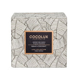 COCOLUX COPPER CANDLE TROPICAL GARDENIA 350G