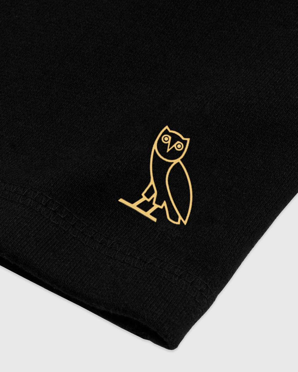 OVO ESSENTIALS SHORT - BLACK IMAGE #4