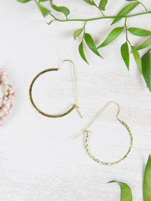 Large Sasa Hoops