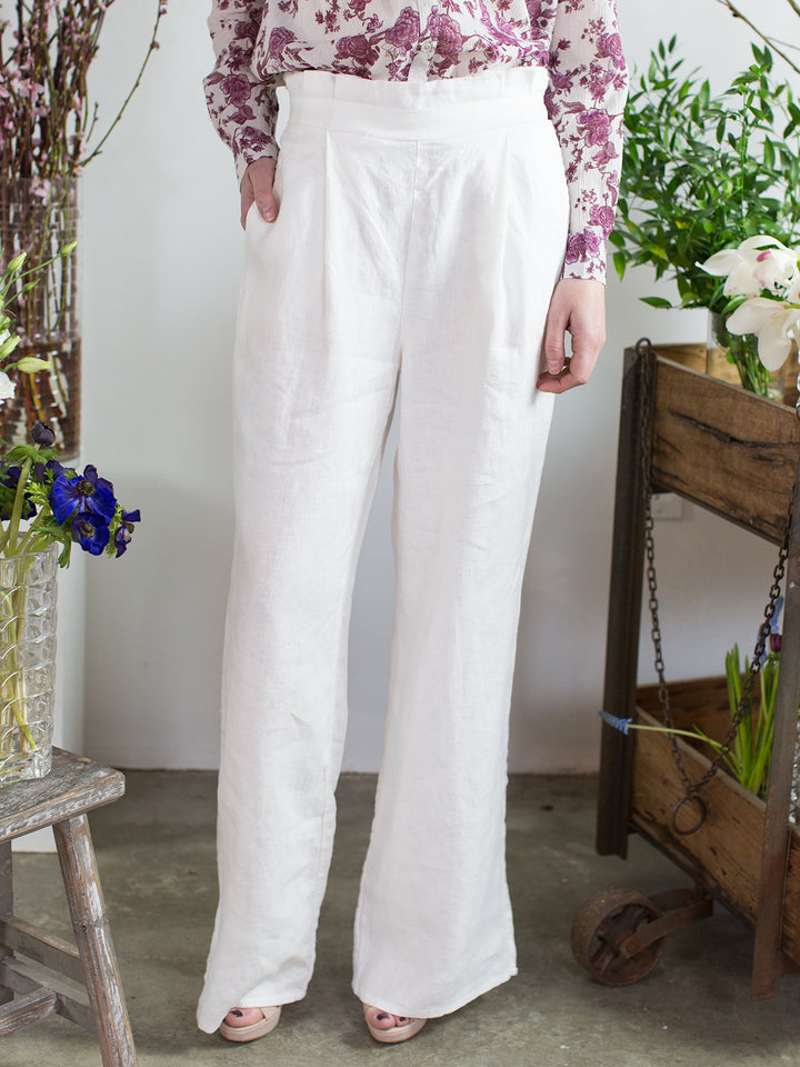 Rosabel Hemp Trousers