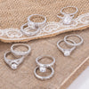 Sparkling Wedding Sets