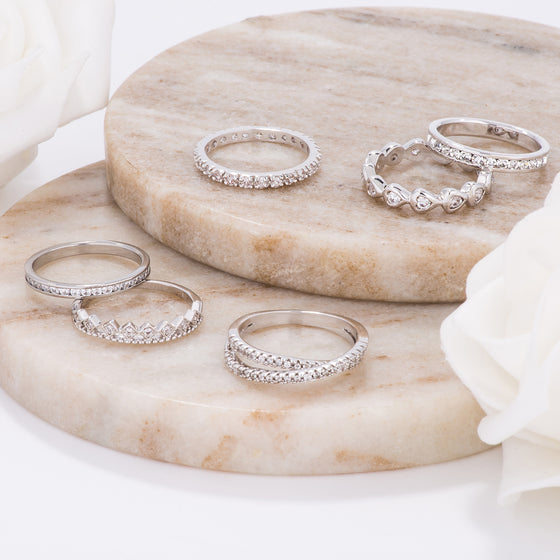 Sparkling Ring Essentials