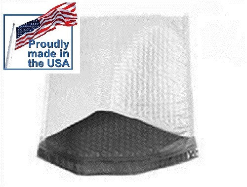 "#000 Poly BUBBLE MAILERS Padded Envelopes 4"" X 7"" Various Quantities Available - Solutionsgem"