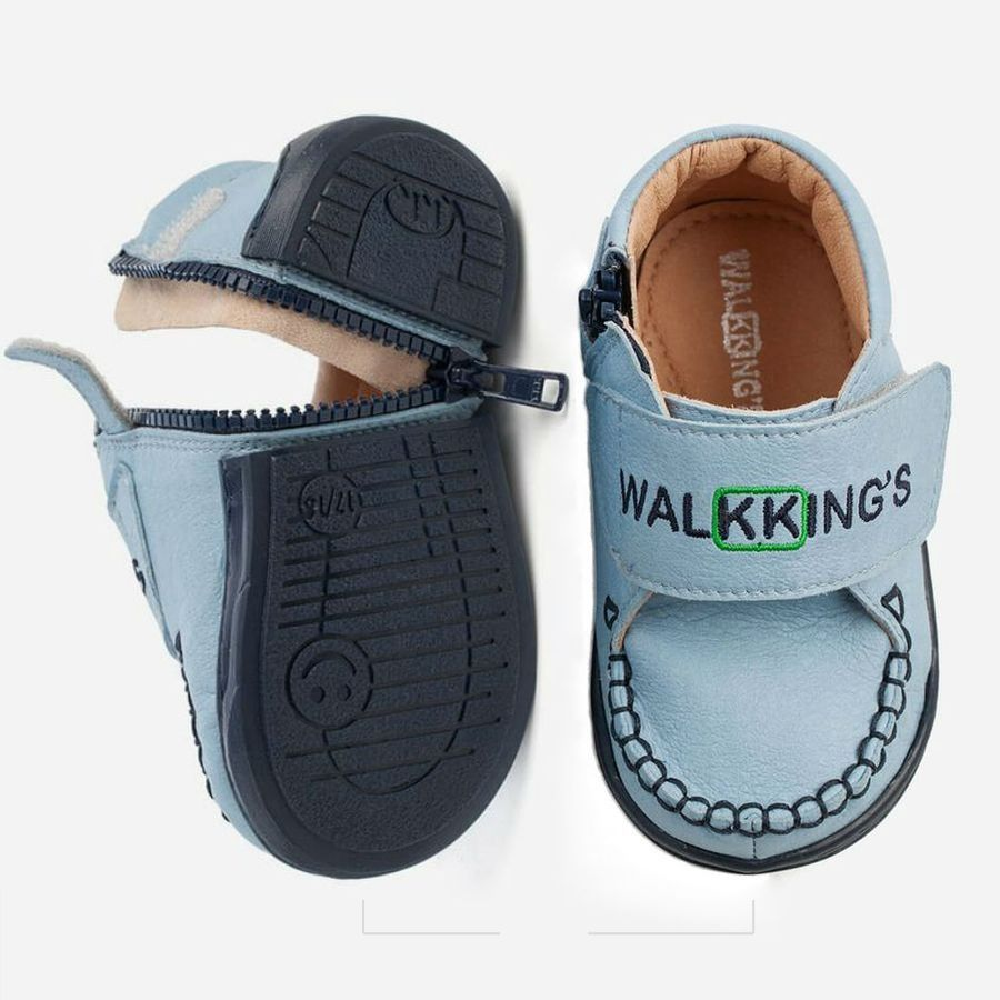 Zip Around Toddler Shoes for new walkers