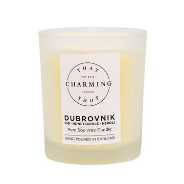 City Lights Candle - City Candle - Dubrovnik Candle - Fig Honeysuckle Neroli Travel Candle - That Charming Shop