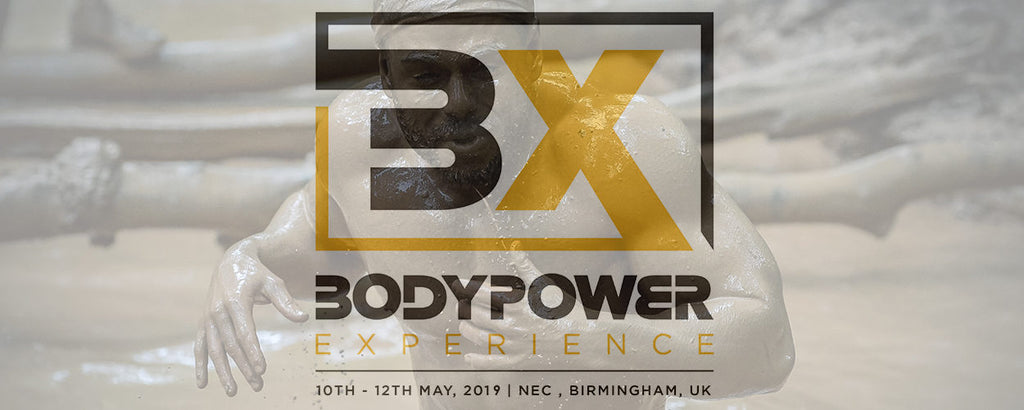 Bodypower here we come 💪🏽