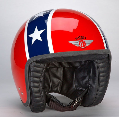 DAVIDA JET CONFEDERATE - Speedwear Ltd