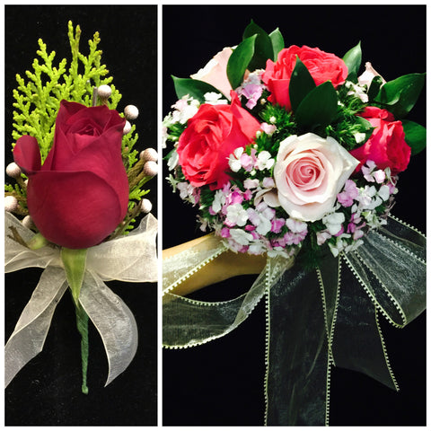 Wedding Flowers Package W512