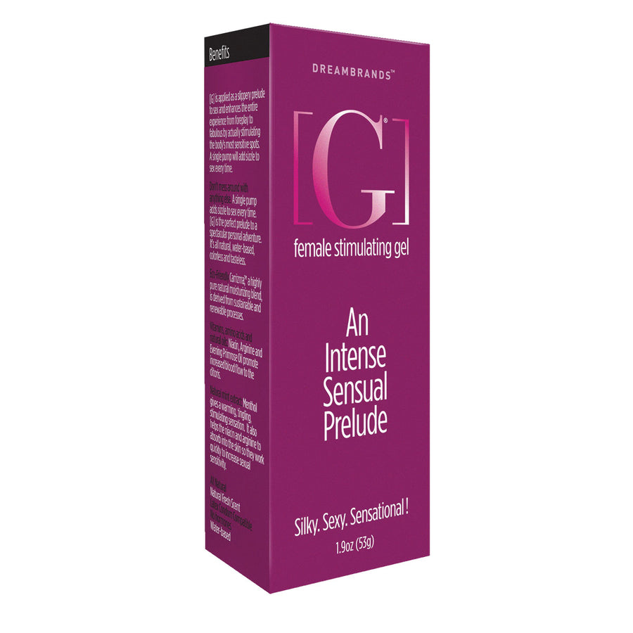 Dreambrands G Female Stimulating Gel 1.7 oz