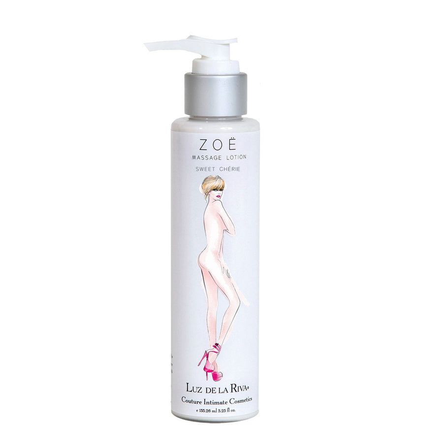 Luz De La Riva ZOE Massage Lotion