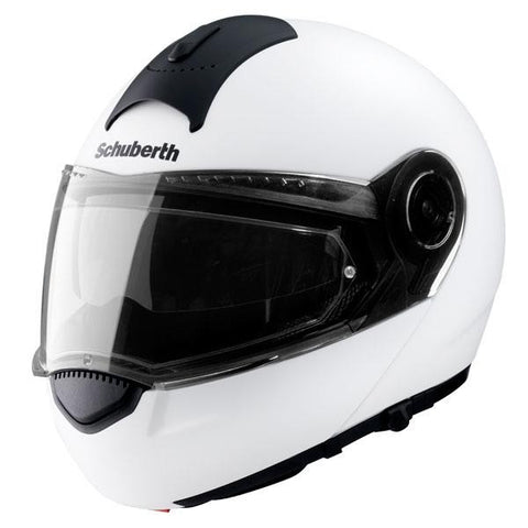 SpesaUK - Schuberth C3 Basic White Large 58/59 Motorcycle Helmet