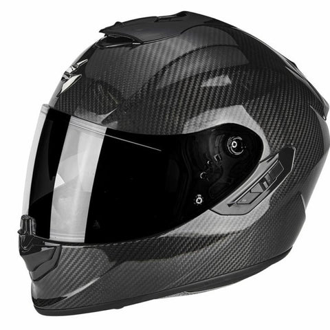 SpesaUK - Scorpion Exo 1400 Carbon X-Large Black Motorcycle Helmet