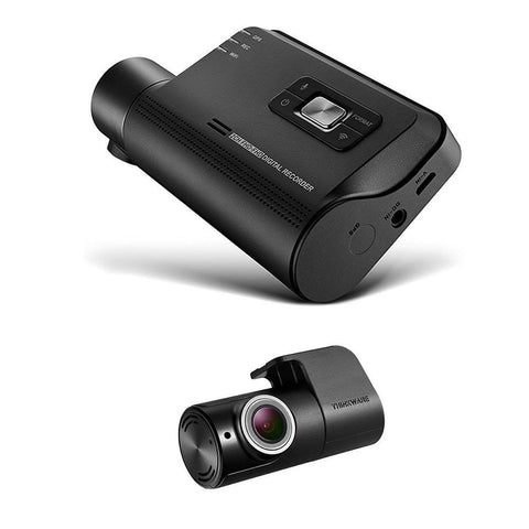 SpesaUK - Thinkware F800 PRO 2CH Front and Rear Dash Cam Drive Recorder Super HD WiFi, GPS