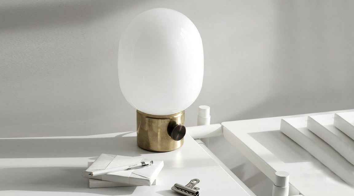 JWDA Lamp for Menu | Grøn + White