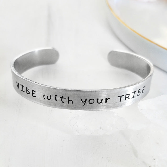 Vibe with your Tribe Bracelet