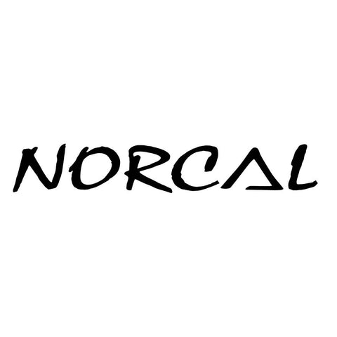 Seven Offroad:  NorCal Decal