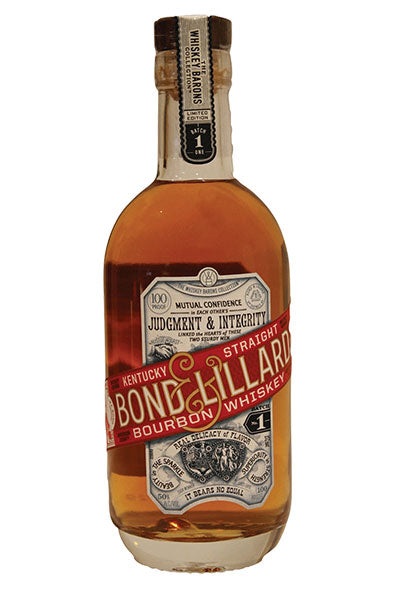 Bond & Lillard Bourbon