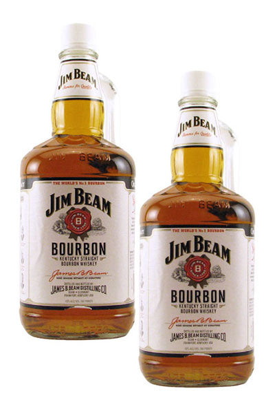 Jim Beam Bourbon 1.75L x 2