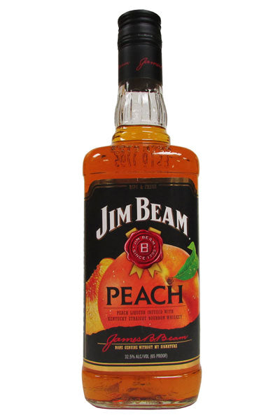 Jim Beam Peach Liqueur