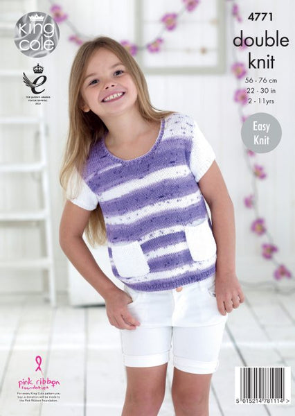 King Cole Pattern 4771