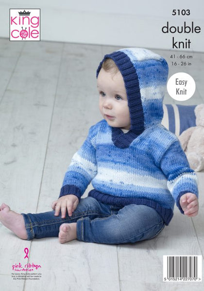 King Cole Pattern 5103