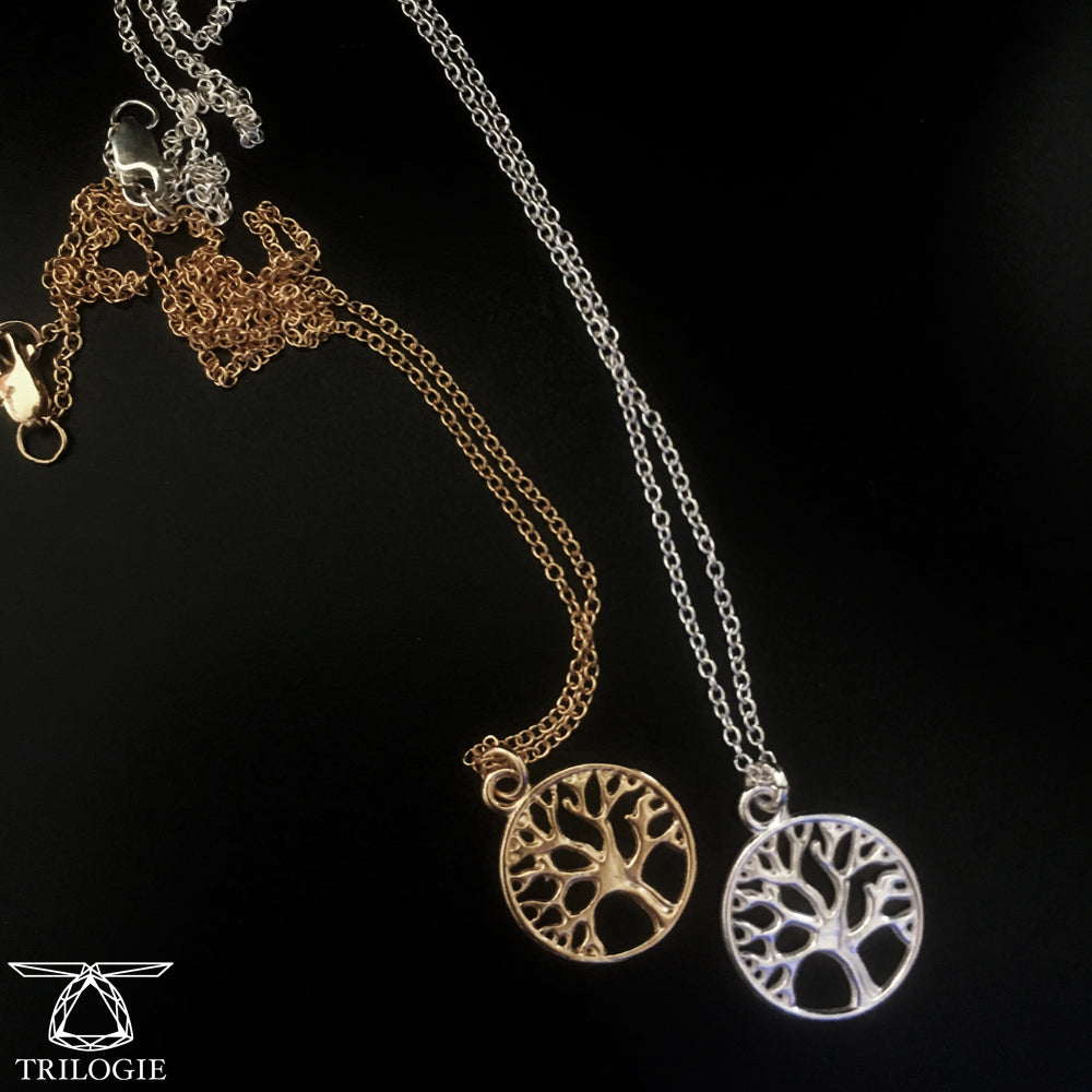Tree of Life Pendant & Necklace