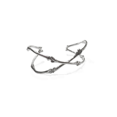 Rock & Bone Cross Cuff