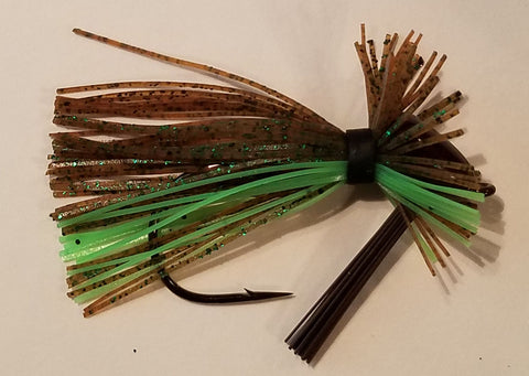 Wood Thumper Jigs - #20 - Smith Lake Special