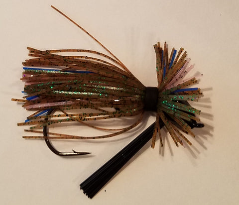Wood Thumper Jigs - #40 - Ma Ma Bream