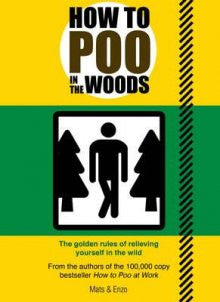 United Book Distributors How to Poo in the Woods -Books Melbourne