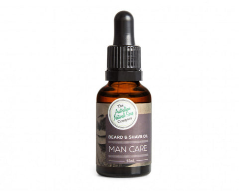 ANSC Man Care Oil -Shave Oil Melbourne