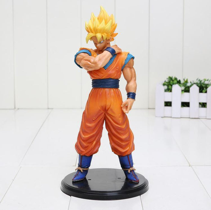 Resolution Of Soldiers ROS Super Saiyan Vegeta & Goku DBZ Figure - Saiyan Stuff - 4