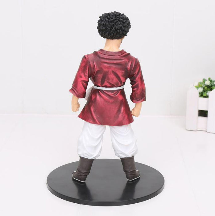 World Martial Arts Champion Mr Satan Mark Hercule Action Figure 20cm - Saiyan Stuff - 3